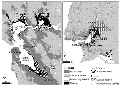San Francisco Bay and Tagus Estuaries (Pinto 2015)